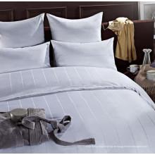 Heißer Verkauf gute Qualität 100% Baumwollhotelbett verbreitet