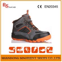 Sapatos de segurança ativa à prova de ácido e resistente a produtos químicos S3