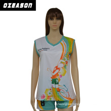 Ozeason Branded Sublimated Printing Volleyball Sports Jersey