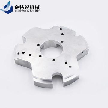 Fresagem CNC de precisão e peça de bicicleta de torneamento