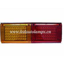 Luz de cola LED 100% impermeable