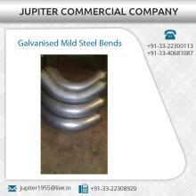 Outstanding Range of Galvanized Mild Steel Bends at Low Rate