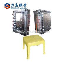 Fabricante de plástico portátil multifunções mesa e cadeira molde