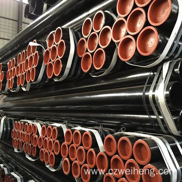 A333 Gr 6 6inch Seamless steel pipe