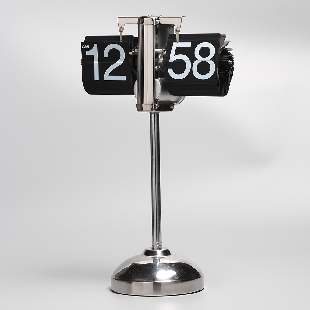 Clock On Desk