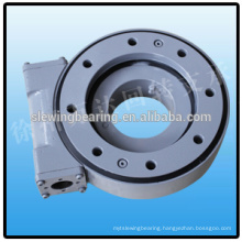 SE7 gear drive enclosed housing with motor