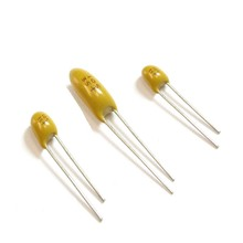 4.7uF 16V 10UF 35V tantalio radiales condensador rendimiento
