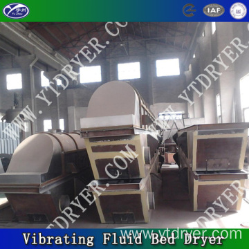 Vibrating Fluidized Dryer used in Monosodium Acetylide