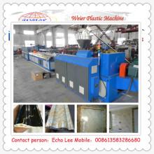 Linha de Produção de Extrusão para Cornija de Plástico PVC para Decoração de Interiores Novo Material