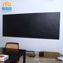 Filme de parede adesivo apagável grande quadro-negro