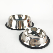 Cheap Amazon Hot Sale Stainless Steel Perfect Pets Feeder Bowl and Dog Water Bowl
