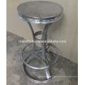 Bicycle part bar stool