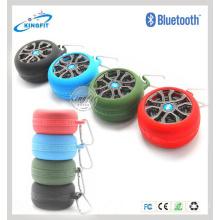 Orador elegante do pneu do orador 3W dos presentes do projeto