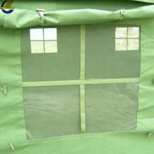 Tendas de acampamento de inverno do exército de tamanho personalizado