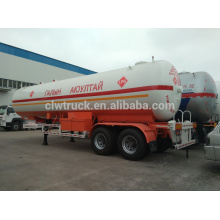 2015 precio de fábrica 2 axles propane remolques para la venta, china semi tractor trailer dimensiones