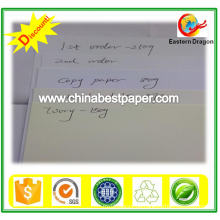weißes Papier / Bondpapier / Skid Packing 70lbs Bondpapier