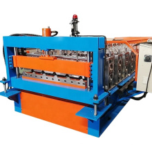 High quality durable using various machinery making roofing sheet machine