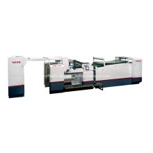 Automatische Blatt-zu-Blech-Einklebemaschine