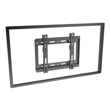 """TV Wall Mount Black or Silver Suggest Size 14-32"""" PL5020s"""