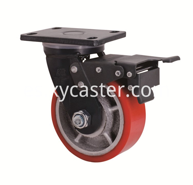 PU on Cast Iron Extra Heavy Duty