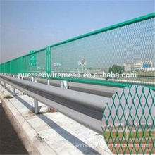 best price PVC coated Expanded Metal Fence 1.5mm thickness manufacturer(factory)