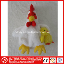 Hot Sale Promotional Plush Chicken Toy Bag