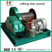 Cabrestante eléctrico de cable de alta calidad para la venta