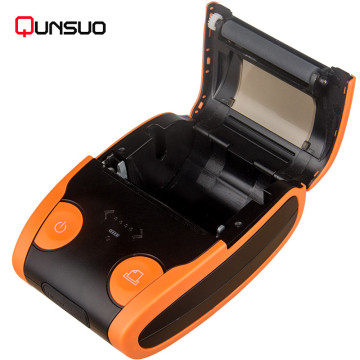 Impresora térmica QS 58mm Impresora Bluetooth Mini Pos