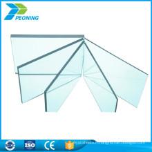 Forte résistance à la plasticité transparent soild polycarbonate pc sheet