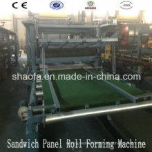 Линия для производства панелей EPS / Rock Wool (AF-R1025)