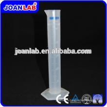 Джоан лаборатории прозрачный пластиковый Мерный цилиндр с основанием