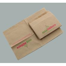 Folding napkins for after dinner
