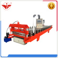 Popular steel roof tile roll forming machine