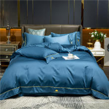 Hotel Lisboa Bedding Set Smooth Deluxe for Double Bed Linen