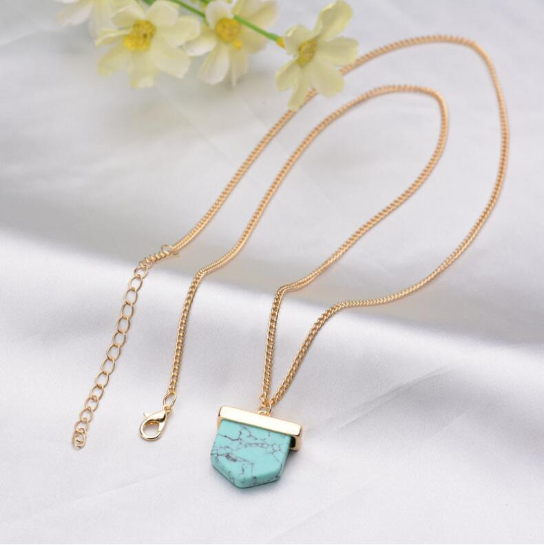long chain necklace