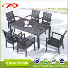 Wicker Furniture, Garden Table, Leisure Chair (DH-6121)