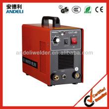 2015 vente chaude inverter coupe-plasma d'air CUT-40 machine de découpe 40A pour une phase 220 V de coupe épaisseur 0,3-16mm