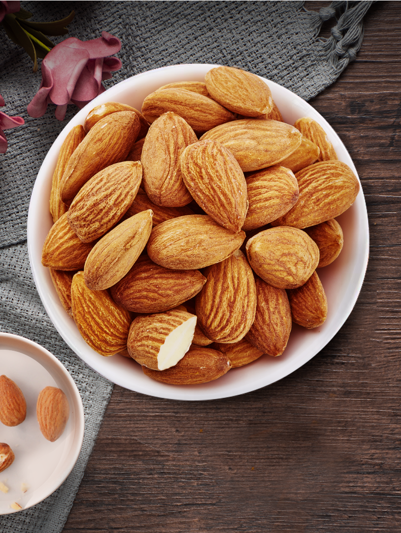 Whole Sale Organic Almonds