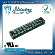 TB-33510CP Paneelmontierte Barriere 35A 300V 10 Pin Klemmenblock