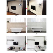 China Wholesale Soft and Beautiful Tatami Wall Panel 3D Anti-Collision Wallpaper for Kids Room