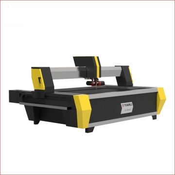 Grand Ange AC Type CNC Waterjet à 5 axes