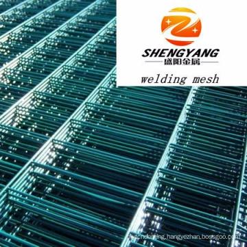 Welded mesh factory