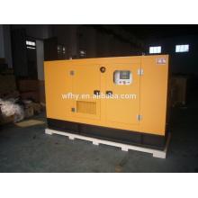 Первый бесшумный генератор 40кВт