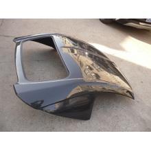 Techo de fibra de carbono Honda Car Hard top glass