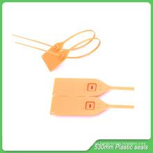Sello de seguridad (JY530), sello de plástico desechable