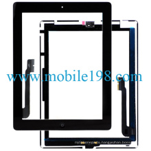 OEM Touch Screen Digitizer for iPad 4 Black Replacement Parts