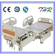 Lit médical manuel Tripe-Crank (THR-MB317)