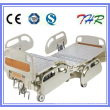 Tripe-Crank Manual Medical Bed (THR-MB317)