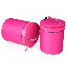 Bolsa de nylon para moda feminina bolsa de beleza para maquiagem (YKY7541)