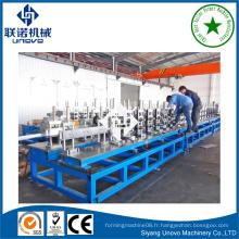 Machine de fabrication de rouleaux de carton antidérapante